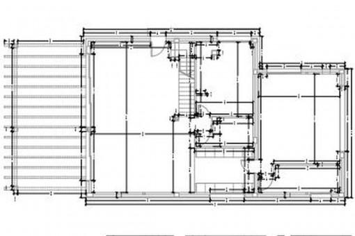 Plan des Ergeschosses