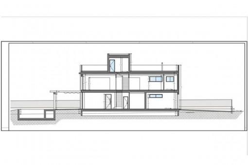 Kompletter Plan der Stockwerke