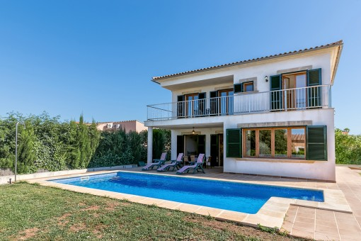 Großzügiges Haus mit Pool in Sa Rápita