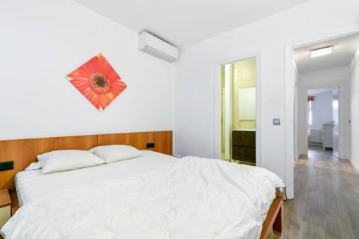 Alle Schlafzimmer verfügen über ein Badezimmer en Suite