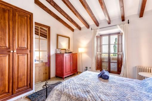 Alle Schlafzimmer verfügen über Klimaanlage und Zentralheizung