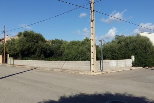 Baugrundstück in bester Lage nahe Es Trenc