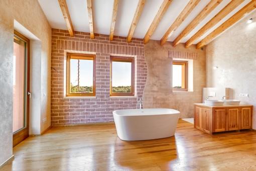 Extravagantes Badezimmer