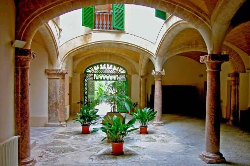 Schöne, unmöblierte 2-Zimmer-Wohnung in Las Ramblas