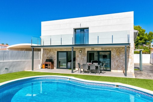 Villa in Bahia Grande zum Kauf