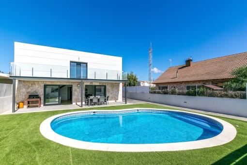Tolle Villa, perfekt nach Süden ausgerichtet