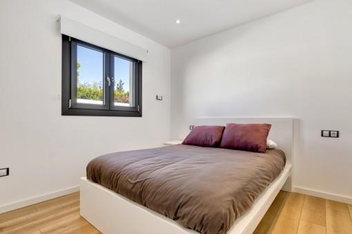 Das Objekt bietet zwei Schlafzimmer