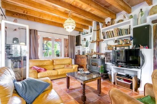 Zwischen Gaudi und Hundertwasser: Einfamilienhaus mit schönen ...
