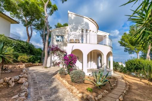 Moderne, behagliche Villa in Costa d´en Blanes