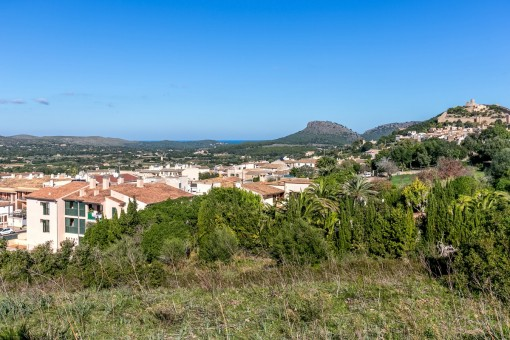 Schönes Baugrundstück zwischen Capdepera und Cala Ratjada