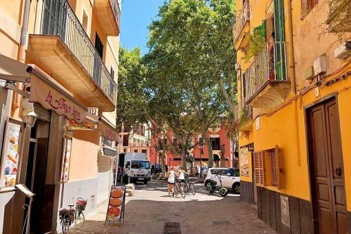 Möblierte 2-Zimmer Wohnung in Palmas Altstadt