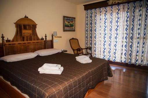 Die Finca bietet 6 Schlafzimmer