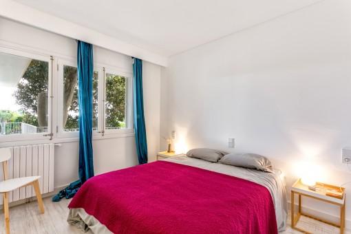 Die Finca bietet 4 Schlafzimmer