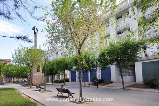 Tolle penthousewohnung mit gro er dachterrasse in for Ciudad jardin ibiza