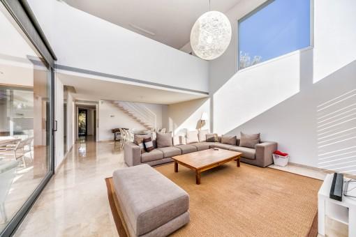 Villa im minimalistischen stil in sa planera kaufen