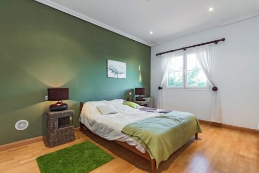Das dritte Doppelschlafzimmer