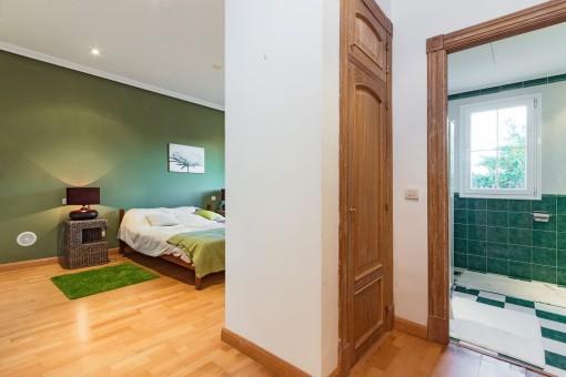 Die Villa hat eine Wohnfläche von 386 qm