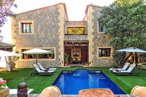 Fabelhaftes, möbliertes Haus mit touristischer Vermietlizenz