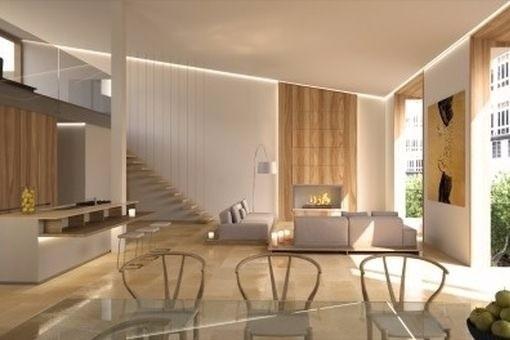 Spektakuläre Duplex-Penthouse-Wohnung mit geräumiger Terrasse im Zentrum Palmas