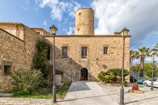 Historische Mühle mit großem Potenzial in San Lorenzo