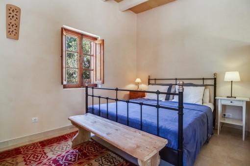 Einladendes Schlafzimmer