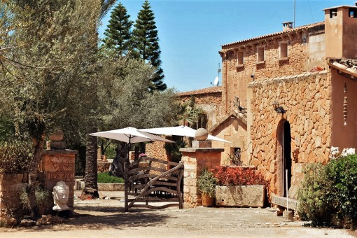 Wunderschönes Landhaus mit Hotellizenz in idyllischer Lage
