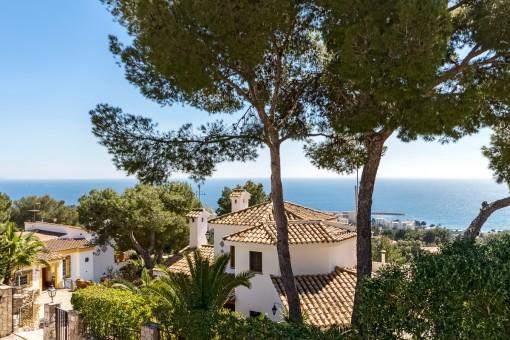 Villa in Costa den Blanes zum Kauf