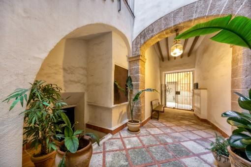 Geräumige Wohnung mit viel Potenzial im historischen Stadtviertel Sant Jaime in Palma