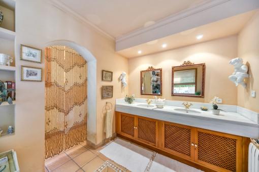 Wunderbares Badezimmer en Suite