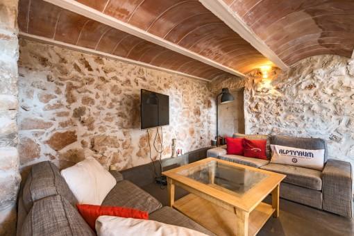 Komfortabler Wohnbereich