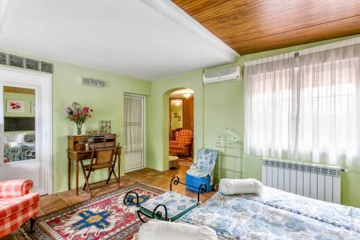 Das Anwesen verfügt über 5 Schlafzimmer