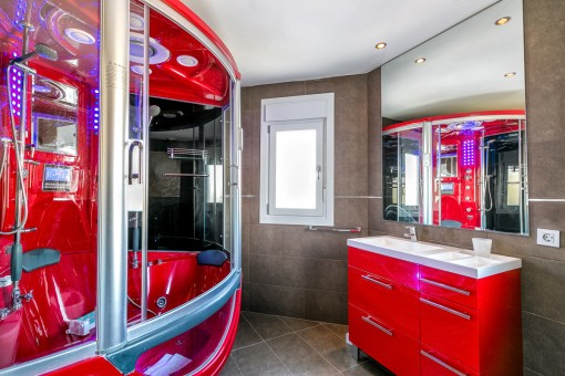 Whirpool des Badezimmers
