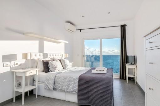 Wieteres Schlafzimmer mit atemberaubenden Blick