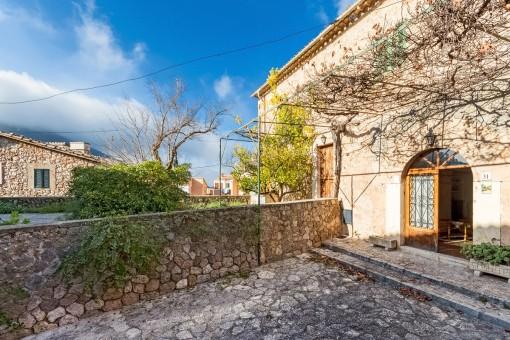 Zentral gelegenes Herrenhaus in Valldemossa