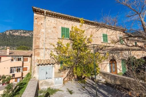 Ideales Haus im Zentrum von Valldemossa