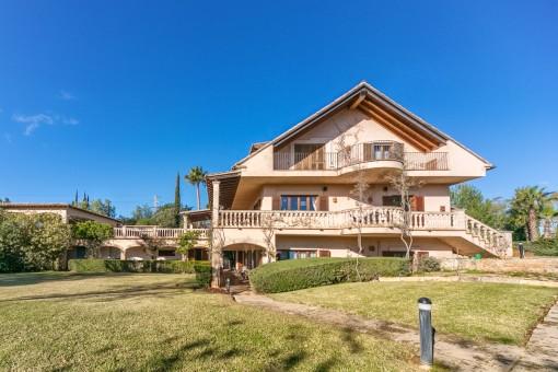 Großzügige Villa in Establiments