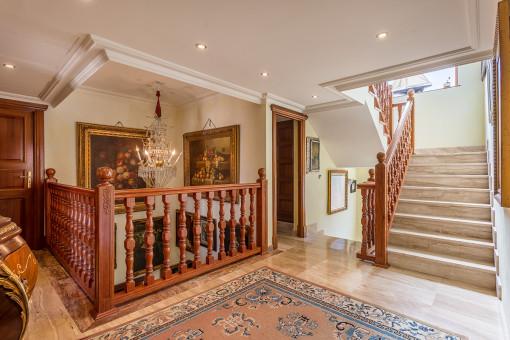 Das beeindruckende Haus hat eine Wohnfläche von 668 qm