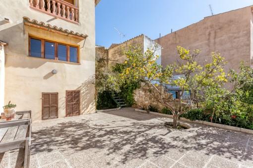 Renoviertes Haus in Alaró mit grosser Terrasse und Weitblick