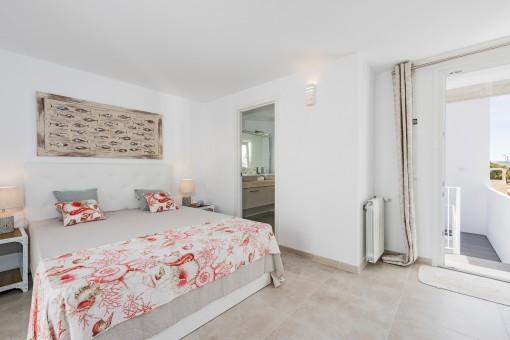 Das Haus verfügt insgesamt über 2 komfortable Schlafzimmer