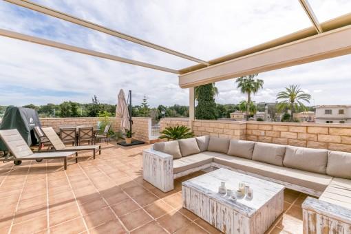 Attraktive Wohnung in kleinem Wohnblock an der Playa de Palma