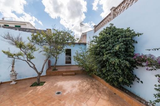 Bezauberndes Stadthaus nahe des Hafens in Porto Colom