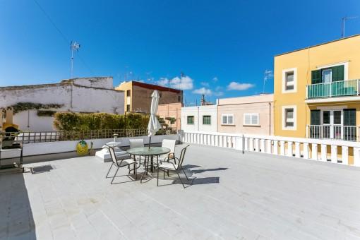 Sonniges Stadthaus in der beliebten Gegend Son Espanyolet
