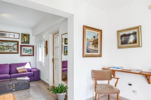kleine wohnung mit einer tollen terrasse in palma kaufen. Black Bedroom Furniture Sets. Home Design Ideas
