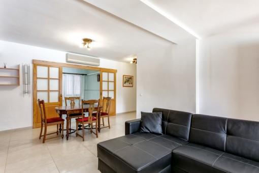 gro z gige erdgeschosswohnung in ruhiger lage in san augustin kaufen. Black Bedroom Furniture Sets. Home Design Ideas