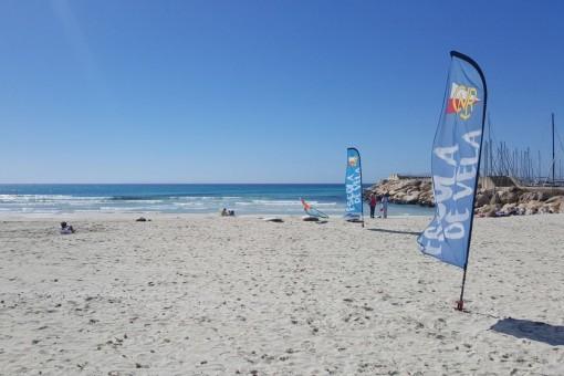 Der berühmte Es Trenc Strand kann in 5 Minuten erreicht werden