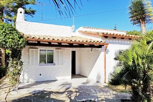 Die perfekte Sommerresidenz verfügbar bis Ende Oktober in der Bucht von Alcúdia