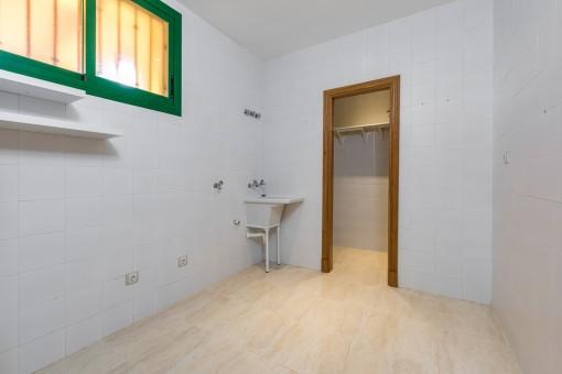 Waschküche und Hauswirtschaftsraum