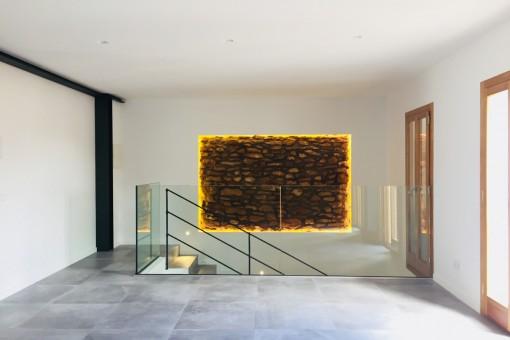 Moderne loftartige Wohnung in Alcúdia