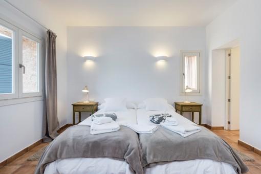 3 Schlafzimmer verfügen über ein Badezimmer en Suite