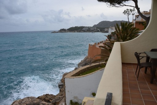 Wundervolles Apartment mit Meerblick in Cala Fornells